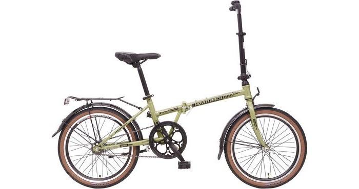 Велосипед двухколесный Novatrack AURORA SRAM 2 speed 20