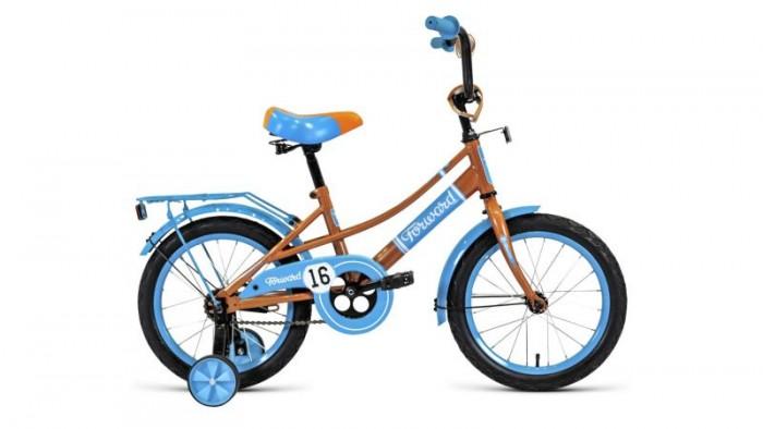 Двухколесные велосипеды Forward Azure 18 2020