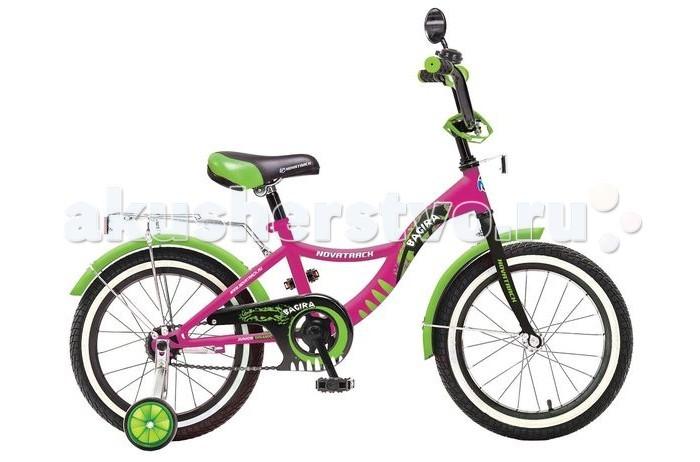 Велосипед двухколесный Novatrack Bagira 20