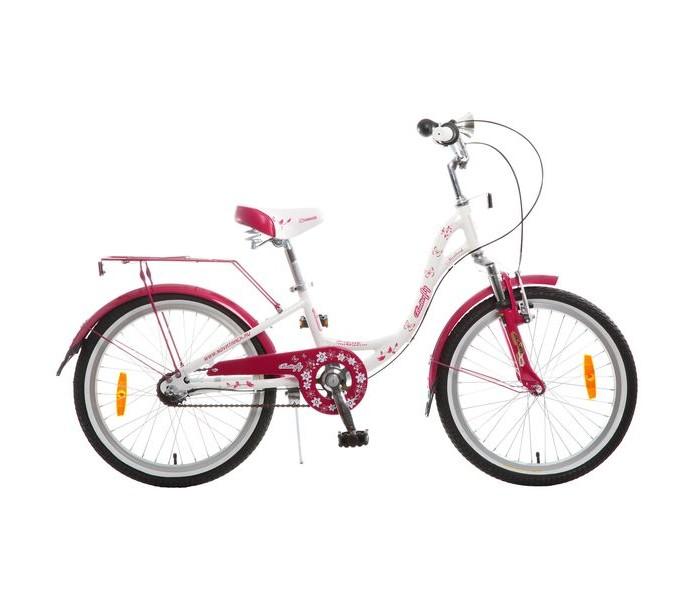 Велосипед двухколесный Novatrack Butterfly 20