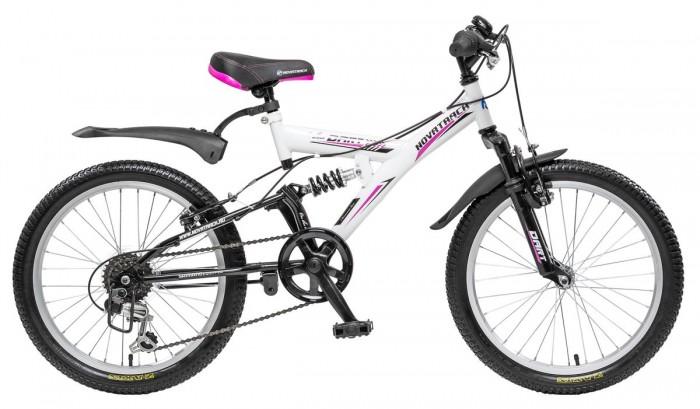 Велосипед двухколесный Novatrack Dart 20