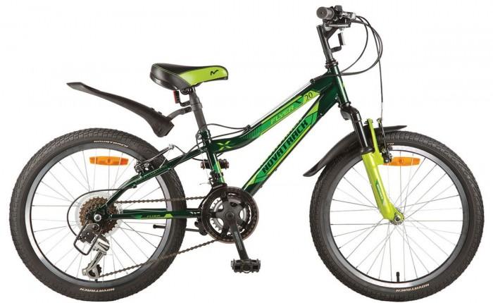 Двухколесные велосипеды Novatrack Flyer 20 12 скоростей