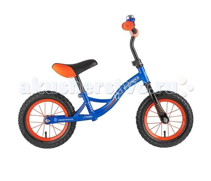 Детский транспорт , Беговелы Novatrack Magic 12 надувные колеса арт: 445899 -  Беговелы