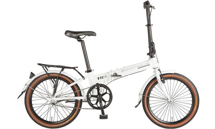 Купить Двухколесные велосипеды, Велосипед двухколесный Novatrack Nexus 3 speed складной 20
