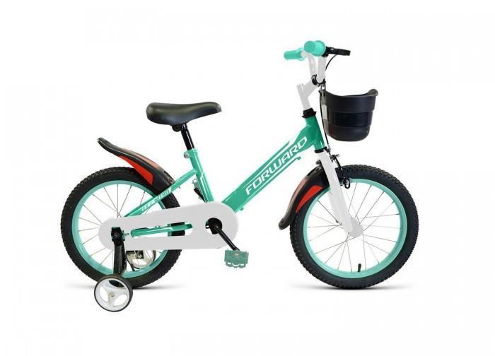 Купить Двухколесные велосипеды, Велосипед двухколесный Forward Nitro 18 2020
