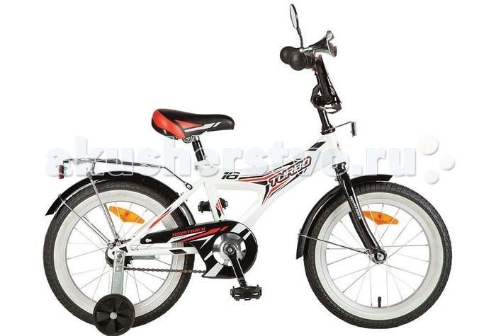Велосипед двухколесный Novatrack Turbo 20