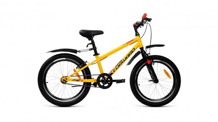Двухколесные велосипеды Forward Unit 20 1.0 10.5 2020 двухколесные велосипеды forward rise 20 2 0 10 5 2019