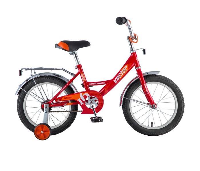 Двухколесные велосипеды Novatrack Vector 16