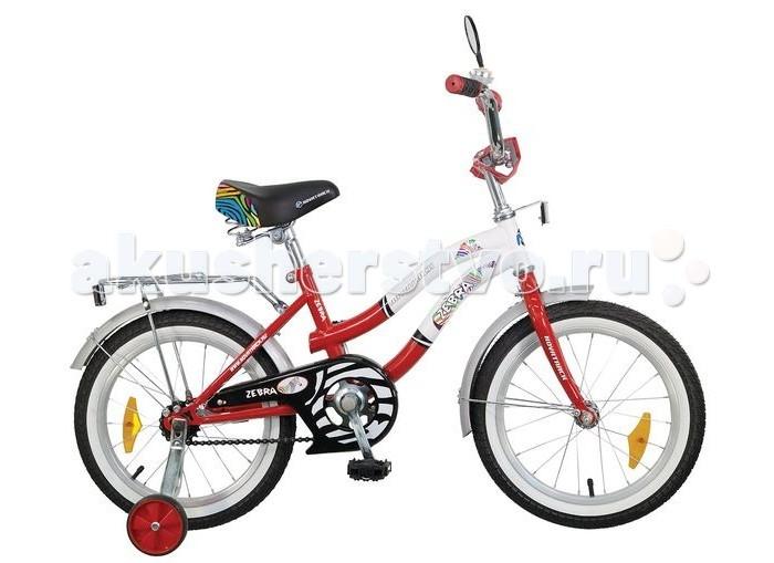 Велосипед двухколесный Novatrack Zebra 20