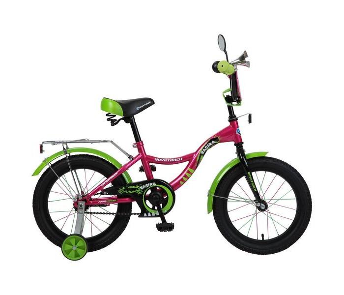 Двухколесные велосипеды Novatrack Багира 16 S
