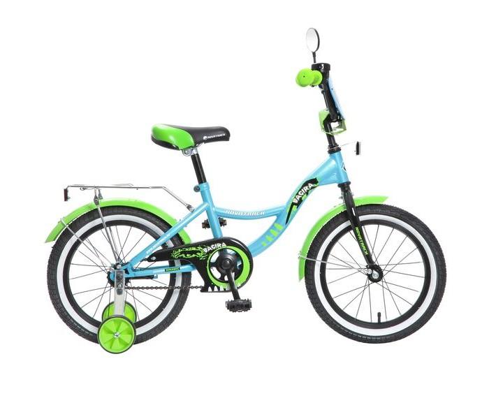 Детский транспорт , Двухколесные велосипеды Novatrack Багира 16 S арт: 321139 -  Двухколесные велосипеды