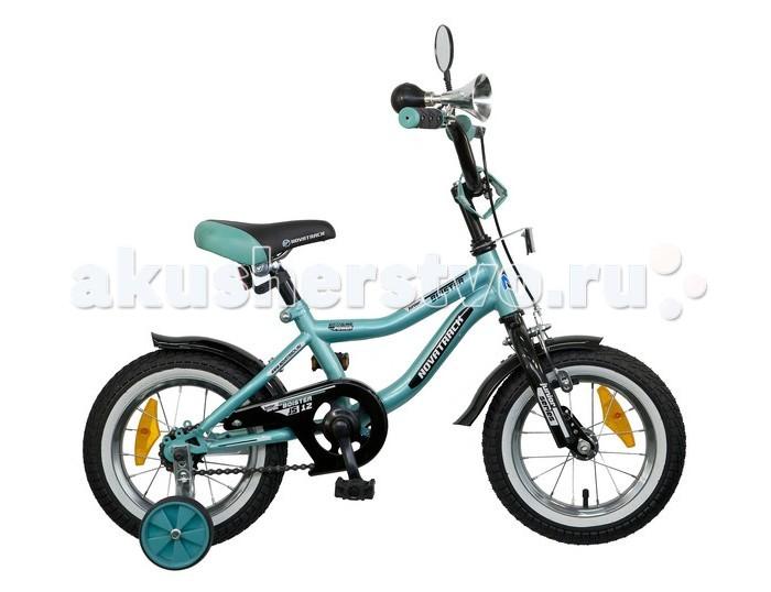 Велосипед двухколесный Novatrack Boister 12Boister 12Велосипед двухколесный Novatrack Boister 12 - отличный вариант для ребенка старше двух лет, чтобы начать осваивать этот вид транспорта с пользой для здоровья. Модель имеет стильный дизайн, безупречную сборку и отличную функциональность.   Особенности: сиденье и руль регулируются по высоте (рассчитан на рост oт 95 до 105 см) на руле имеются мягкие накладки и зеркало заднего вида гудок «под ретро» крылья – стильные, укороченные, со слегка загнутой вверх задней частью Все узлы и детали Велосипед двухколесный Novatrack BOISTER 12 отличаются повышенной прочностью и надежностью.  Безопасность юного велосипедиста обеспечивают сразу два вида тормозов: ручной передний и ножной задний. Ноги защищены от непредвиденного контакта с цепью специальной накладкой.  От падения на слишком крутых виражах предохраняет пара дополнительных съемных колес.  Диаметр колес: 12<br>