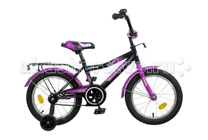 Велосипед двухколесный Novatrack Cosmic 16