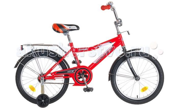 Велосипед двухколесный Novatrack Cosmic 18