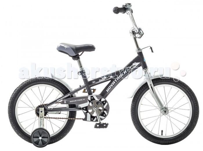Велосипед двухколесный Novatrack Delfi 12Delfi 12Велосипед двухколесный Novatrack Delfi 12 - отличный вариант для ребенка старше двух лет, чтобы начать осваивать этот вид транспорта с пользой для здоровья. Благодаря скошенной раме малышу будет удобно садиться на седло, а дополнительные боковые колесики придадут конструкции устойчивость. Модель имеет стильный дизайн, безупречную сборку и отличную функциональность.  Особенности: стальная скошенная рама седло регулируется по высоте сиденье обтянуто кожзамом высоту руля можно регулировать, ориентируясь на рост ребенка рукоятки прорезиненные, с ограничителями на цепи есть защитный щиток крылья в этой модели укороченные тормоз ножной на руле находится металлический звоночек Диаметр колес: 12<br>