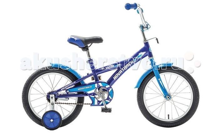 Велосипед двухколесный Novatrack Delfi 20Delfi 20Велосипед двухколесный Novatrack Delfi 20 - имеет привлекательный дизайн, надежную сборку и отличную управляемость. Низкая рама разработана так, что ребенку очень легко взбираться и слезать с велосипеда, да и спрыгивать, в случае непредвиденных обстоятельств во время катания. Велосипед подойдет и начинающим гонщикам, так как в комплекте есть страховочные колеса.   Особенности: прочная скошенная рама седло эргономичной формы с возможностью регулирования высоты классический руль с рукоятками из прорезиненного материала уровень руля регулируется крылья короткие, металлические цепь закрыта щитком в комплекте - страховочные колесики для начинающих велосипедистов Диаметр колес: 20<br>