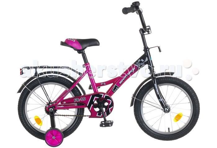 купить Двухколесные велосипеды Novatrack FR-10 16 недорого