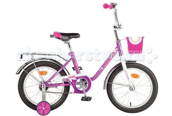 Велосипед двухколесный Novatrack Maple 16