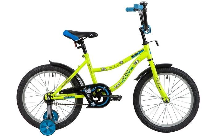 Велосипед двухколесный Novatrack Neptune 18