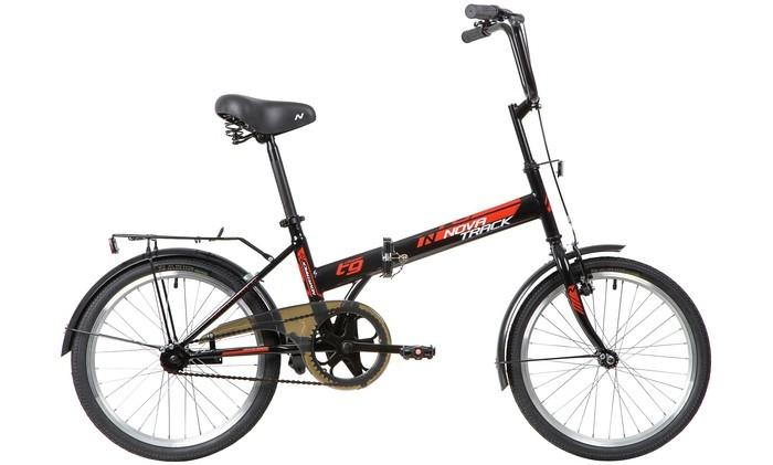 Двухколесные велосипеды Novatrack TG30 складной 20