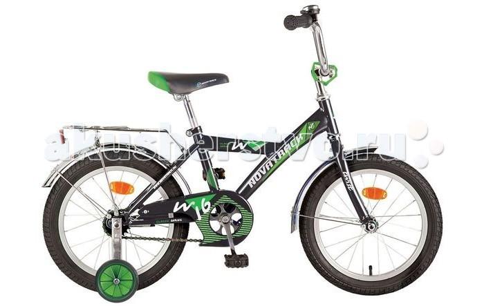 Детский транспорт , Двухколесные велосипеды Novatrack Twist 12 арт: 320579 -  Двухколесные велосипеды