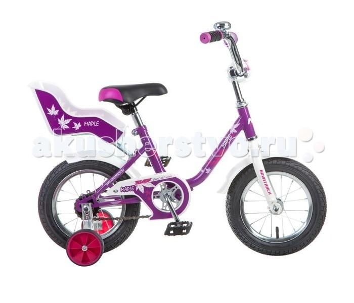 Велосипед двухколесный Novatrack Ul 12Ul 12Велосипед двухколесный Novatrack Ul 12 - это надежный велосипед для девочек 2-4 лет, на котором очень легко будет освоить азы катания на велосипеде, и который обязательно станет предметом гордости маленькой леди.   Особенности: регулируемые сидение и руль  маленькие дополнительные колеса, которые снимаются сидение для куклы ножной тормоз защита цепи красивый и блестящий звоночек Диаметр колес: 12<br>
