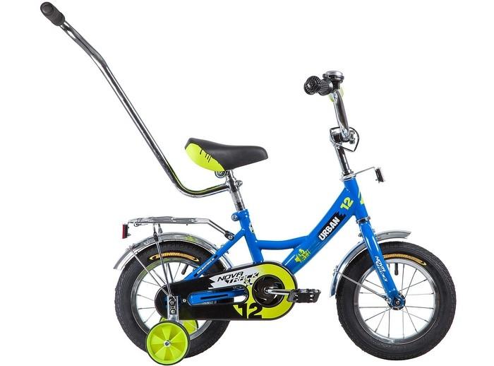Детский транспорт , Двухколесные велосипеды Novatrack Urban 12 арт: 320509 -  Двухколесные велосипеды