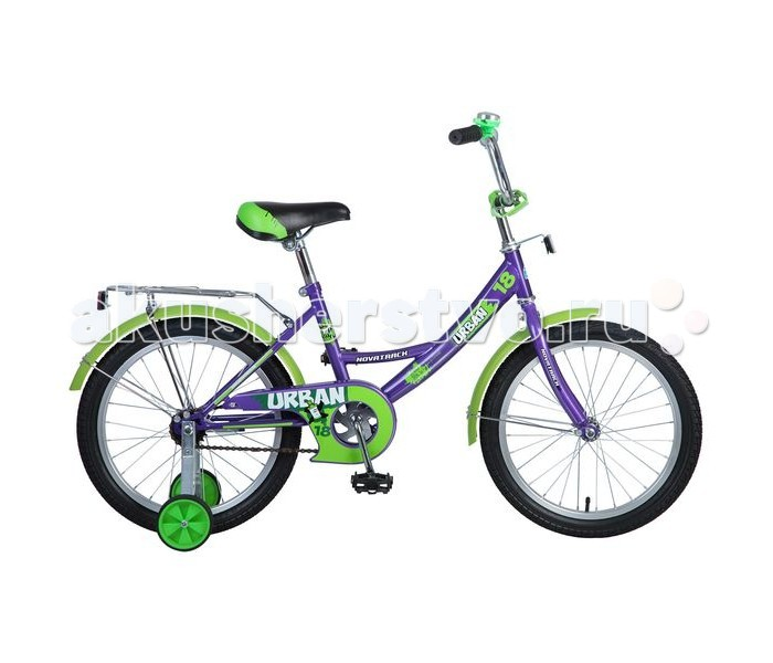 купить Двухколесные велосипеды Novatrack Urban 18 недорого