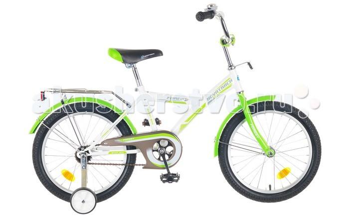 Велосипед двухколесный Novatrack YT Fprest 18YT Fprest 18Велосипед двухколесный Novatrack YT Fprest 18 прекрасно подойдет для малыша, который любит активно проводить время. Крепкая стальная рама обеспечивает высокий уровень безопасности для ребенка. Для комфортных поездок по сложной трассе либо по пересеченной местности велосипед оборудован двумя дополнительными съемными колесами, благодаря которым маленький наездник будет чувствовать себя увереннее. Ножной тормоз позволит быстро затормозить в случае необходимости. А крылья в цвет велосипеда защитят ребенка от брызг во время езды.<br>