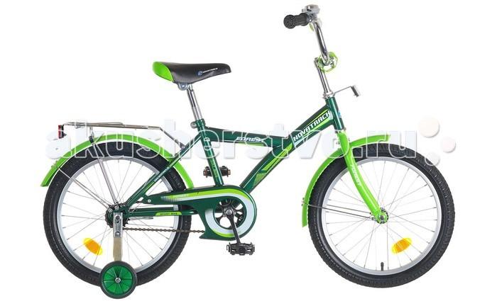 Детский транспорт , Двухколесные велосипеды Novatrack YT Fprest 18 арт: 321294 -  Двухколесные велосипеды
