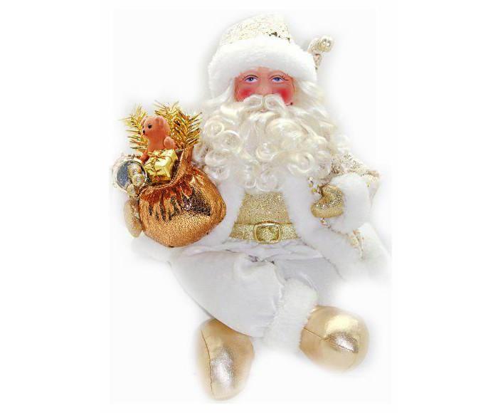 Игровые фигурки Новогодняя сказка Кукла Дед Мороз 43 см мягкие игрушки новогодняя сказка кукла дед мороз 45 см серебро