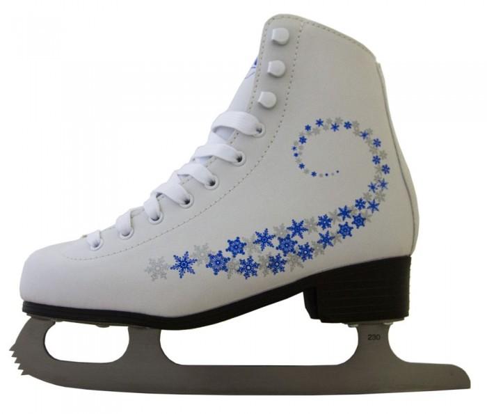 ледовые коньки и лыжи Ледовые коньки и лыжи Novus Коньки фигурные AFSK-20.