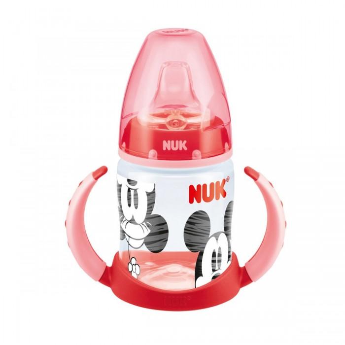 Поильник Nuk First Choice Disney пластик 150 мл с силиконовой насадкой Микки Маус