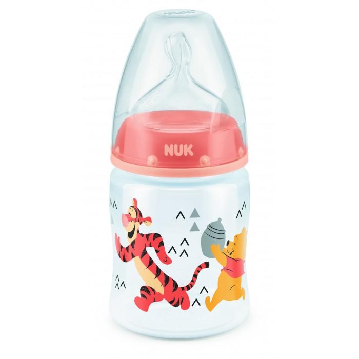 Бутылочка Nuk First Choice Disney пластик силиконовая соска 150 мл