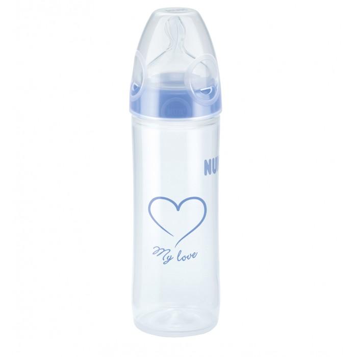 Бутылочки Nuk First Choice New Classic пластик 150 мл силиконовая соска М nuk first choice plus пластик 300 мл силиконовая соска м