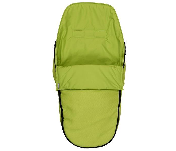 Демисезонный конверт Nuna Footmuff для коляски PeppДемисезонные конверты<br>Nuna Конверт для коляски Footmuff современный, элегантный и практичный.    Особенности: эксклюзивный дизайн отверстия для ремней безопасности два положения настройки высоты ремня лёгкий доступ к ребёнку благодаря застёжке-молнии передний клапан можно оставить открытым, чтобы ребёнку не было слишком жарко легко крепится к коляске машинная стирка разнообразие расцветок   Размеры: 82х43 см.