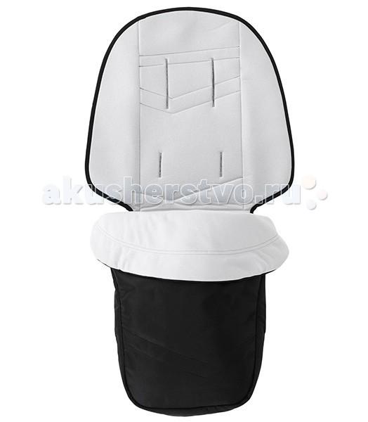 Детская одежда , Демисезонные конверты Nuna Footmuff для коляски Ivvi арт: 37650 -  Демисезонные конверты
