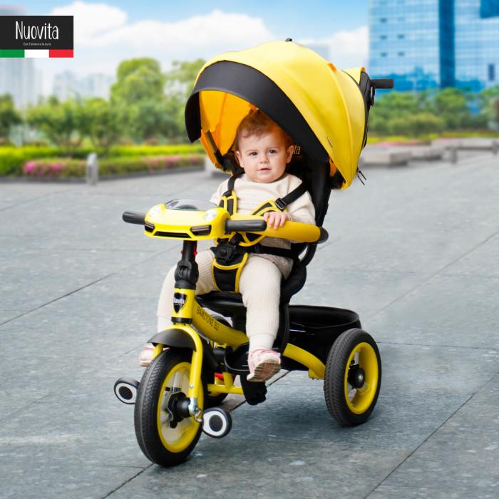 Купить Трехколесные велосипеды, Велосипед трехколесный Nuovita Bamzione B2