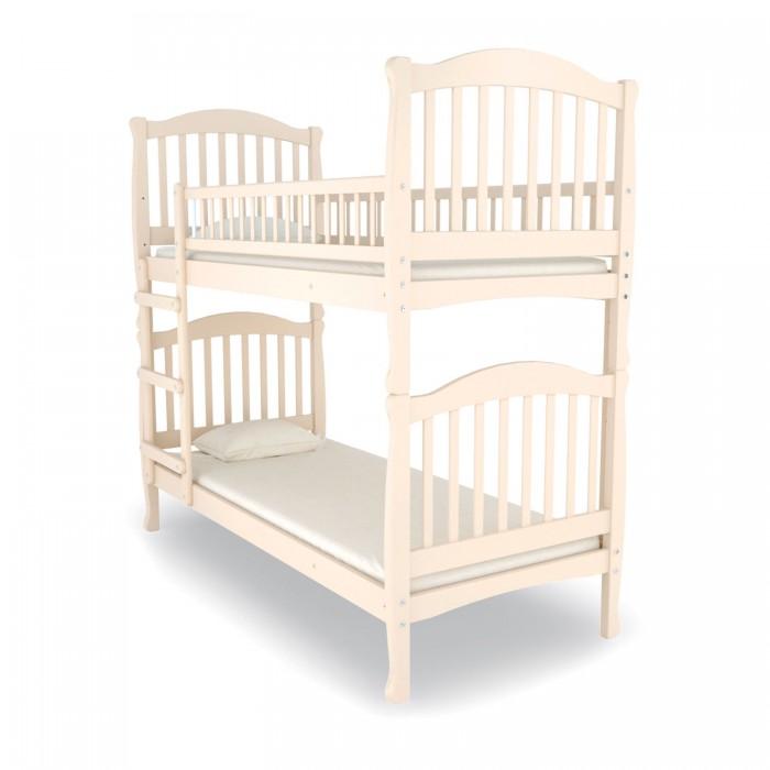 Кровати для подростков Nuovita двухъярусная Altezza Due 190х80