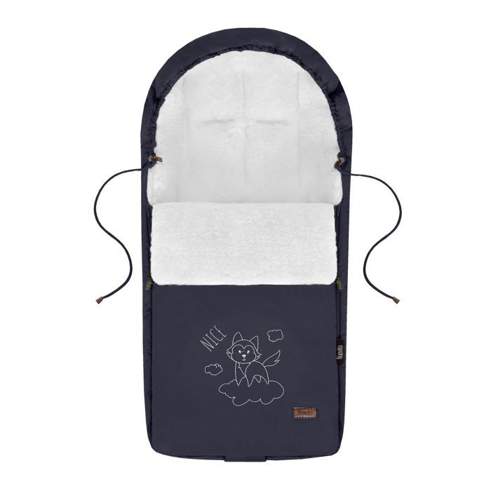 Купить Конверты для новорожденных, Nuovita Конверт зимний меховой Islanda Bianco