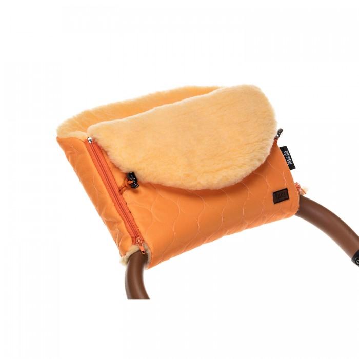 Nuovita Муфта меховая для коляски Polare Pesco