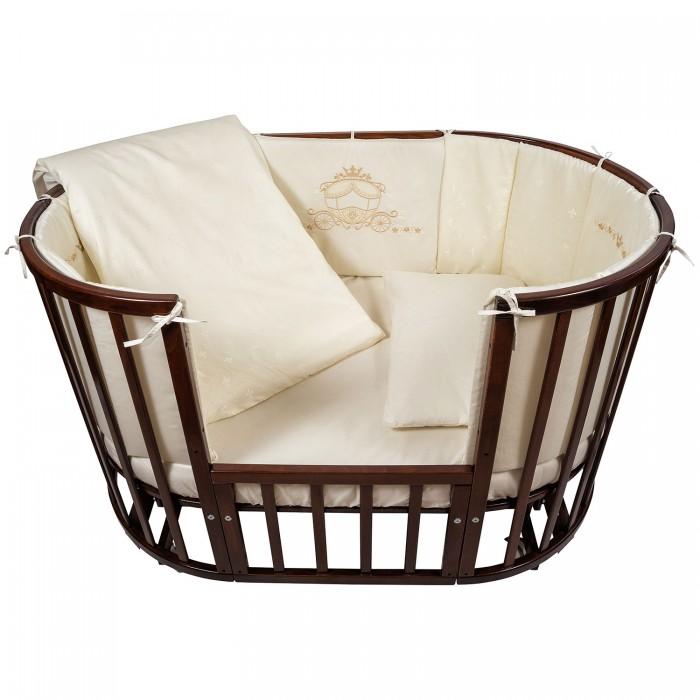Комплекты в кроватку Nuovita Prestigio Atlante (6 предметов)