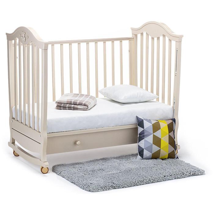 Купить Детские кроватки, Детская кроватка Nuovita Sorriso dondolo качалка