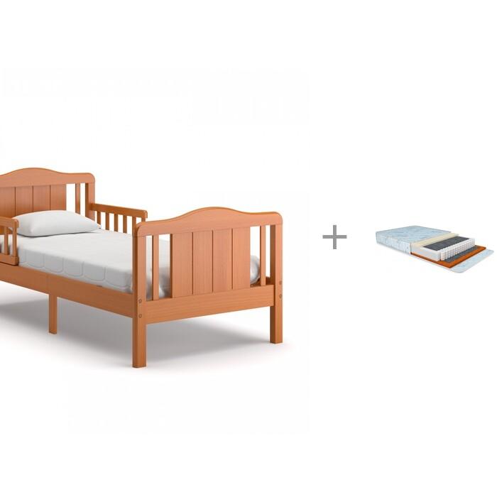 Купить Кровати для подростков, Подростковая кровать Nuovita Volo с матрасом Lago 160х80