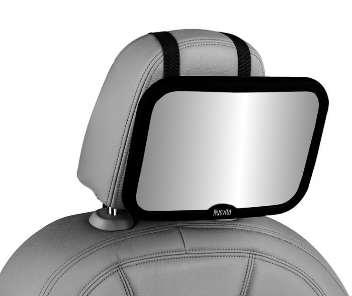 Аксессуары для автомобиля Nuovita Зеркало для наблюдения за ребенком Speculo plastico группа 1 от 9 до 18 кг maxi cosi axiss fix с nuovita зеркало для наблюдения nuovita и органайзером brica