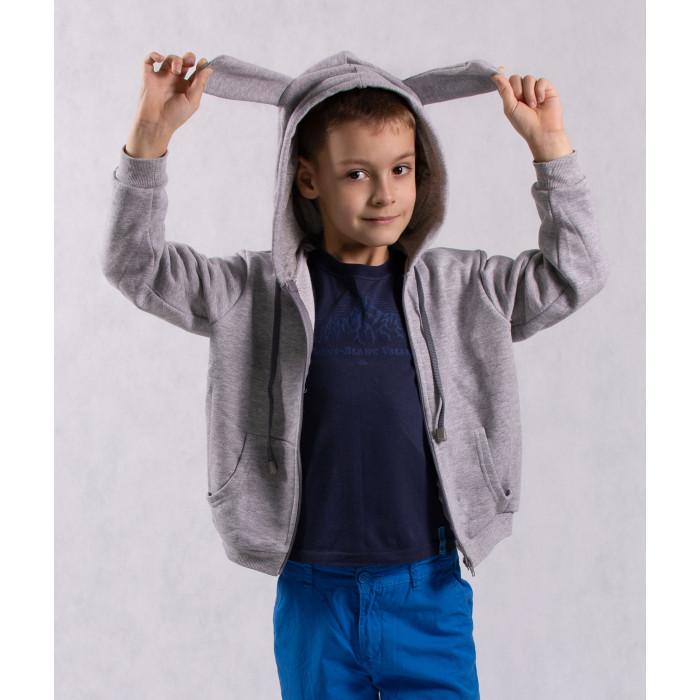 Купить Толстовки, свитшоты, худи, Oblicools Худи детский с капюшоном и игрушечный пес Вивиксон 2 в 1
