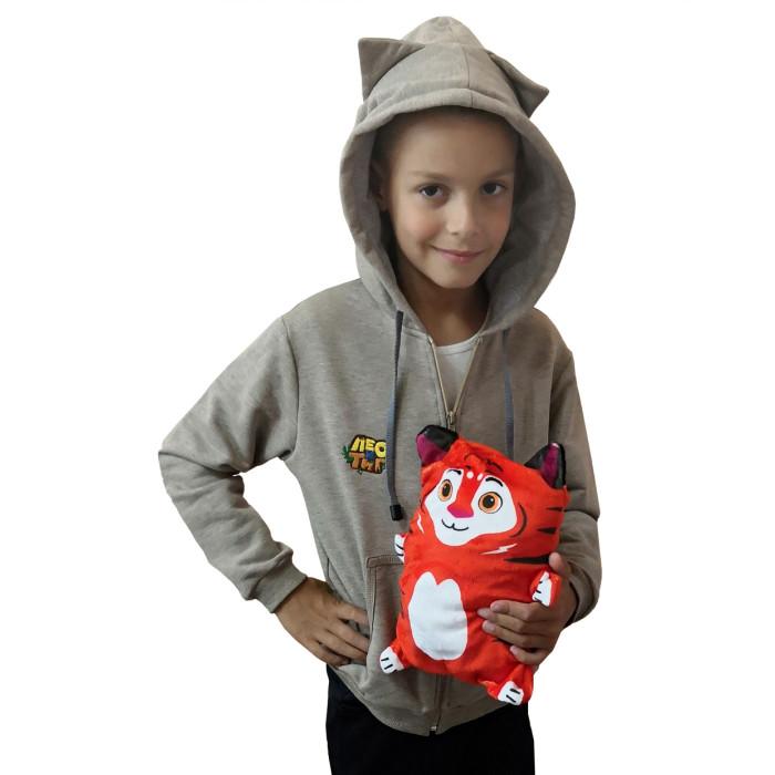 Oblicools Худи детский с капюшоном и игрушка Тиг