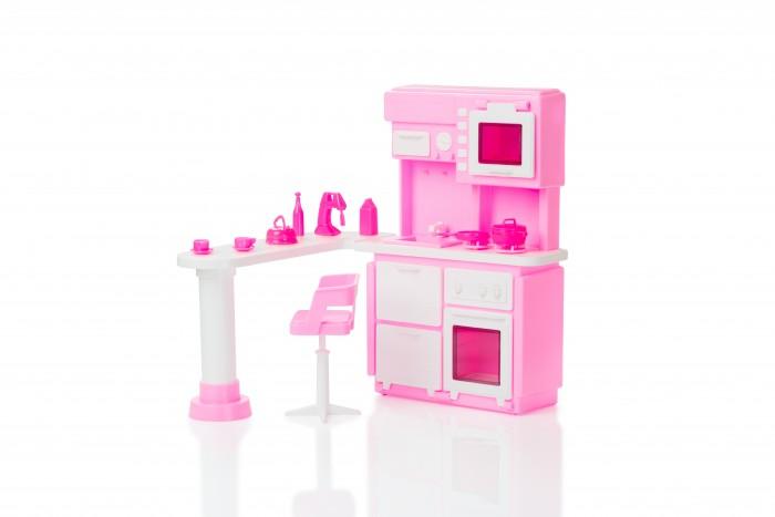 Кукольные домики и мебель Огонек Кухня для куклы С-1388
