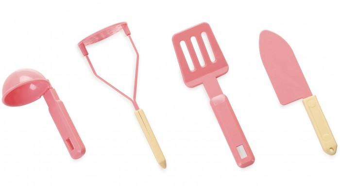 Фото - Ролевые игры Огонек Кухонный набор Маленькая принцесса ролевые игры dolu кухонный набор с закрытой тележкой 18 элементов