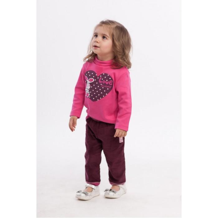 Ohm&Emmy Комплект для девочки (кофта и штаны) 14-2960 фото